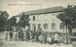 MONTBAZENS  école Communale De Garçons - Montbazens