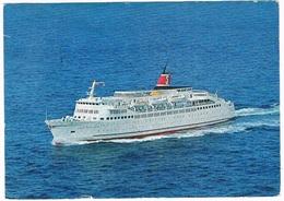 SCH-1049   M.S. STENA GERMANICA - Fähren