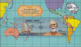 Samoa 1974 William Willis Sc 406a Mint Never Hinged - Samoa