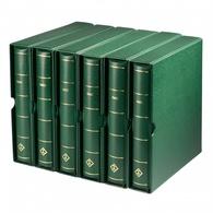 LEUCHTTURM LUXURY ALBUM ++ FRANCE I 1849-1959 ++ DISCOUNT ON LIST PRICE!!! - Classificatori