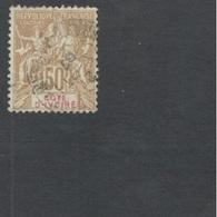 IVORY COAST...1900:Yvert17used  Cat.Value28Euros - Used Stamps