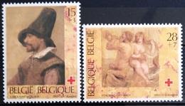 BELGIQUE                       N° 2489/2490                      NEUF** - Ungebraucht