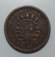 Macao  10 Avos 1967 - Macao