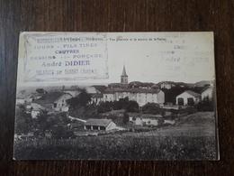 L27/823  Viomenil - Vue Générale Et Source De La Saône. ( Pub Magasin André Didier ) - Autres Communes