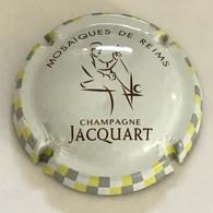 90 - 26 - Jacquart, Mosaïques De Reims, Décalés (avec Carrés Blancs Sur Contour) L'emballage - Otros