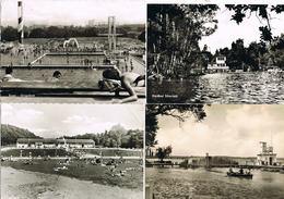 Lot 72 Ansichtskarten Motiv Schwimmband, Nur Deutsche Karten - Allemagne