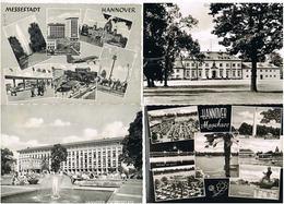 Lot 180 Ansichtskarten Hannover Querbeet - Allemagne