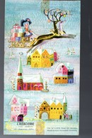 Planche De Petits Sujets Pré-découpés L'ALSACIENNE (PPP11850) - Piles