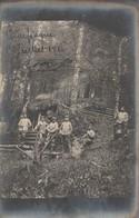 Bois De Cumières - Forêt De Hesse  - 32ème Régiment D'artillerie - Carte Photo 1916 - France