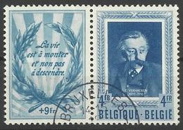 Belgique N° 898 Oblitéré De 1952 - Belgique