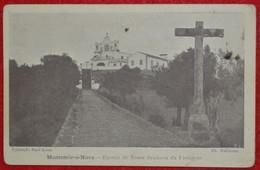 Postcard Of The   Montemor - O - Novo /   Egreja De Nossa Senora Da Visitaçao ( Lote N º 990 ) - Evora