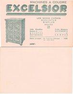 BUVARD /1 - Buvards, Protège-cahiers Illustrés