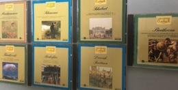 7 CD De La Collection Les Génies Du Classique (Ed Atlas) : Beethoven-Dvorak-Prokofiev-Rachmaninov-Schubert-Smetana-Schum - Classique