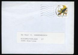 [H1038] België - Vogels - Oiseaux - André Buzin - Brief - Lettre - Wielewaal - Loriot - 2476 - 1985-.. Vogels (Buzin)