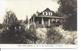 The Log Cabin, Y.M.C.A. Otoreke, Québec, Non Circulée (P480) - Quebec