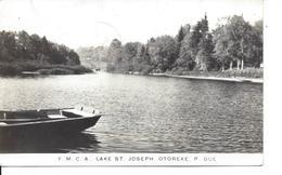 1944 - Y.M.C.A., Lake St. Joceph, Otoreke, Québec, (P537) - Quebec