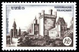 France - N° 1099 * Monument - Château De UZES - Nuovi