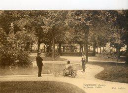 18E...... Le Jardin Püblic - Issoudun