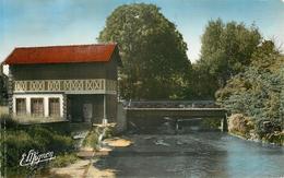 PHL Photo Cpsm 76 LE HOULME. Pont Sur Le Cailly - France