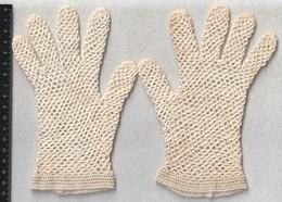 Gants Ancien - Historische Bekleidung & Wäsche