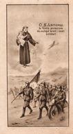 SA-00014- S.ANTONIO DA PADOVA-LA VOSTRA PROTEZIONE SIA OVUNQUE A TUTTI I NOSTRI SOLDATI - 12-XI-41 - Santini