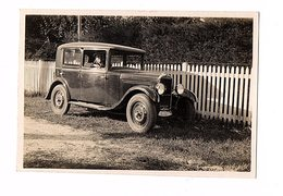 Photo Voiture 201 Peugeot Andernos 1921 - Cars