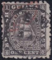 British Guiana  .    SG  .    85       .   O       .    Oblitéré    .   /    .   Cancelled - Guyana Britannica (...-1966)
