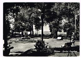 XW 1320 Bolsena (Viterbo) - Giardini Lungolago / Viaggiata 1962 - Other Cities