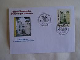 8 ème RENCONTRE PHILATELIQUE CATALANE 66 CERET 2009 - 1961-....