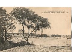 LE POULIGUEN (Loire Atlantique)  Vue Générale De La Plage à Marée Basse - Le Pouliguen