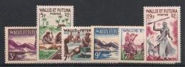 Wallis Et Futuna - 1957-61 - N°Yv. 157 à 158B - Série Complète - Neuf Luxe ** / MNH / Postfrisch - Ungebraucht