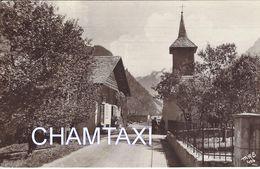 74 LES HOUCHES LA CHAPELLE ET LE HAMEAU DE LA GRIAZ VALLEE DE CHAMONIX MONT BLANC Editeur  MABA  BOUCHER  N° 406 - Les Houches