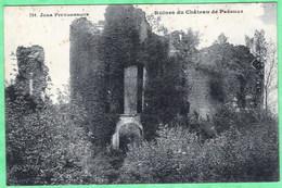 704 - RUINES DU CHATEAU DE PRESILLY - ENVIRONS D'ORGELET - Altri Comuni