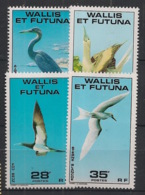 Wallis Et Futuna - 1978 - N°Yv. 217 à 220 - Oiseaux - Neuf Luxe ** / MNH / Postfrisch - Wallis-Et-Futuna