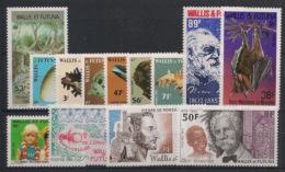 Wallis Et Futuna - Année Complète 1985 - N°Yv. 322 à 334 - 13 Valeurs  - Neuf Luxe ** / MNH / Postfrisch - Wallis-Et-Futuna