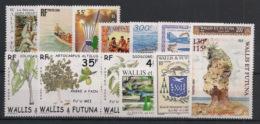 Wallis Et Futuna - Année Complète 2004 - N°Yv. 614 à 627 - 14 Valeurs  - Neuf Luxe ** / MNH / Postfrisch - Ungebraucht