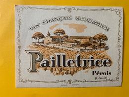 13536 - Pailletrice Pérols Hérault - Languedoc-Roussillon