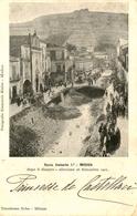 Modica - Corso Umberto 1er - Alluvione 26 Settembre 1902 - Animation - Sicilia Italia - Modica