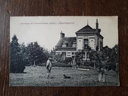L27/834  Environs De Cosne-d'Allier . Beaumerle - Autres Communes