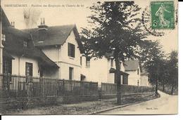 54 - Droitaumont - Pavillon Des Employés De Chemin De Fer - Autres Communes