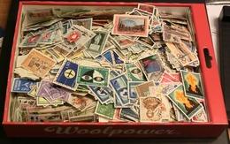 Italia Grande Lotto Usati Annate 1960 A 1969 / Italien Großes Los Gestempelte 1960 Bis 1969 - 1946-60: Usados