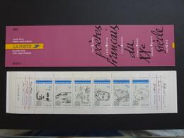 FRANCE Carnet Personnages Célèbres 1991 NEUF ** Y&T N°BC2687 - Carnets