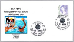 FINAL CAMPEONATO MUNDO WATER POLO 2011 - Water Polo World Championship Final. Firenze 2011 - Wasserball