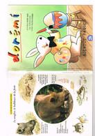 Dorémi - 14 - Bientôt Pâques - Jeux Découpages Coloriage ... Découvertes ... Oeuf... Recette...Sanglier - 0-6 Years Old