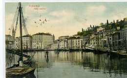 PIRANO - PORTO ESTERNO - Slovenia