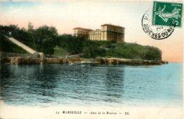 CPA -  MARSEILLE - ANSE DE LA RESERVE (1908) - Unclassified