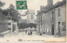 77     Avon       Rue Grande - Avon