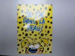 Carte Postale Le Marsupilami - Bandes Dessinées