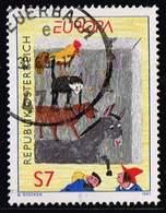 Österreich 1997,Michel# 2221 O Europa  C.E.P.T. - 1991-00 Oblitérés