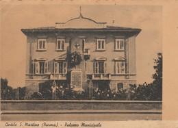 CORTILE S.MARTINO - PALAZZO MUNICIPALE - Parma